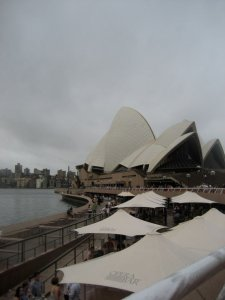 ... and the Opera House