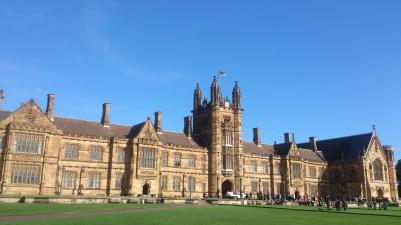 The University of Sydney Old Quad