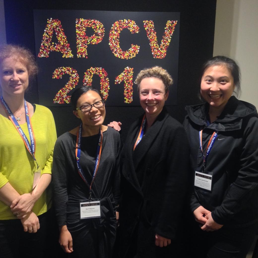 APCV2016 allison bao astrid janet